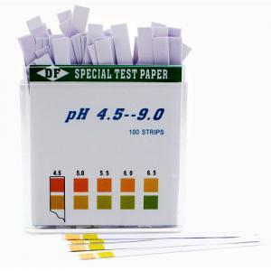 กระดาษลิตมัส วัดค่าpH ย่านการวัด 4.5-9pH