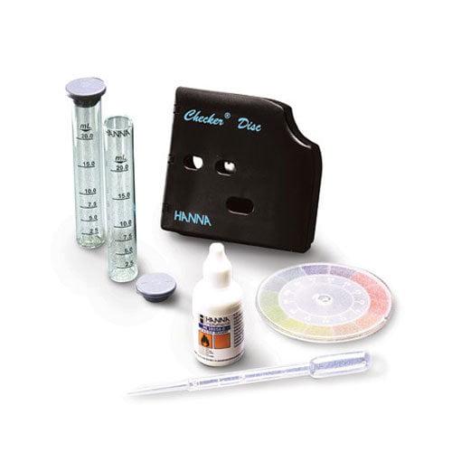 ชุดทดสอบความเป็นกรด-ด่าง pH Test Kit HI38058