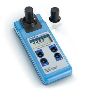 เครื่องวัดความขุ่น Turbidity Meter รุ่น HI93703C ตามมาตรฐาน ISO7027