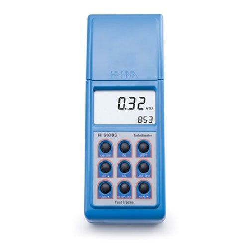 เครื่องวัดความขุ่น Turbidity Meter รุ่น HI98703 ได้ตามมาตรฐาน EPA