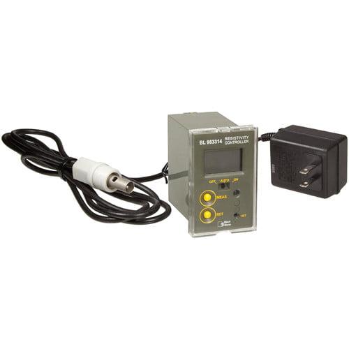 เครื่องวัดและควบคุมค่าความต้านทานในน้ำ Resistivity Controller รุ่น BL983314-1