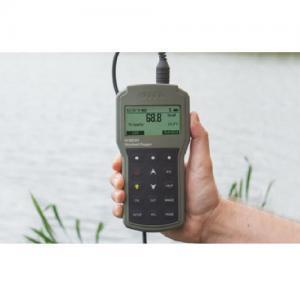 เครื่องวัด pH ORP DO Temp และ Atmospheric Pressure จาก Hanna รุ่น HI98196