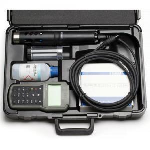 เครื่องวัด pH ORP EC TDS DO Salinity Resistivity และ Atmospheric Pressure รุ่น HI98194
