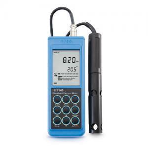 เครื่องวัดปริมาณออกซิเจนในน้ำ DO Meter รุ่น HI9146