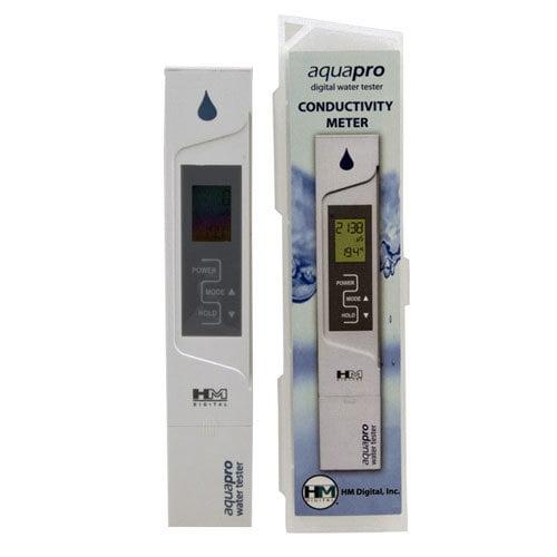 เครื่องวัดคุณภาพน้ำ EC Meter รุ่น AP-2 AquaPro