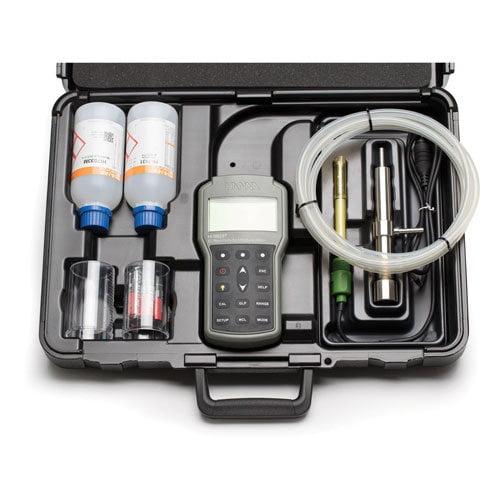 Ultra Pure Water EC Resistivity Waterproof Portable Meter รุ่น HI98197