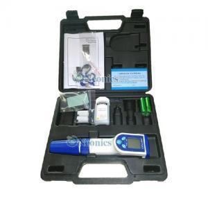 เครื่องวัดออกซิเจนในน้ำ DO Meter แบบปากกาแบรนด์ AMTAST รุ่น AMT07