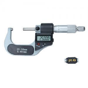 Digital Micrometer ดิจิตอลไมโครมิเตอร์ 25-50 mm
