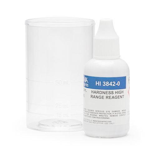 ชุดทดสอบความกระด้างของน้ำ Total hardness รุ่น HI3842
