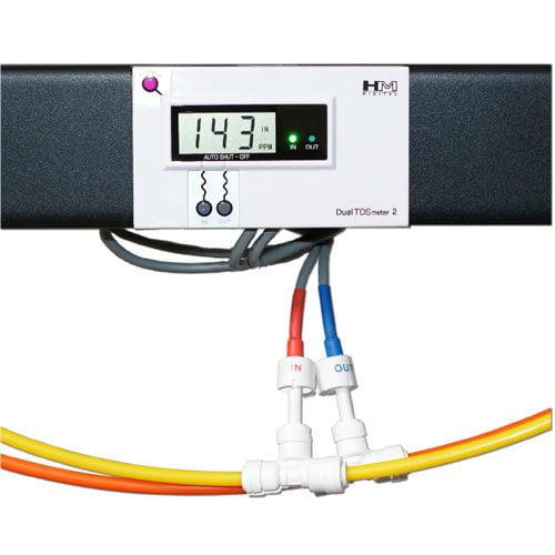 เครื่องวัด TDS Meter แบบ In-Line แบรนด์ HM digital รุ่น DM-2