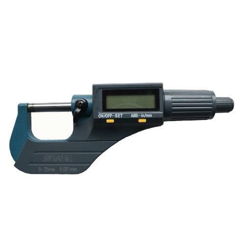 Digital Micrometer แบรนด์ SHAHE ดิจิตอลไมโครมิเตอร์ 0-25 mm