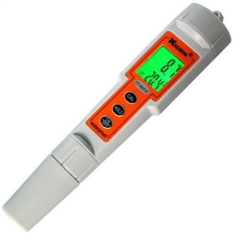 เครื่องวัดค่าความเป็นกรด ด่าง (PH METER) รุ่น CT-6021A