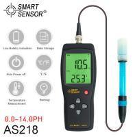 เครื่องวัด pH Meter แบบมือถือแบรนด์ SmartSensor รุ่น AS218