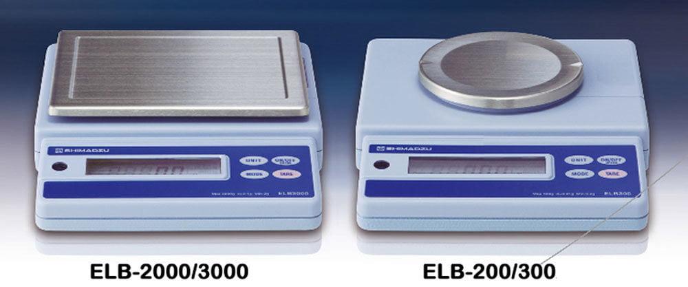 เครื่องชั่งน้ำหนัก-SHIMADZU-(ELB Series)