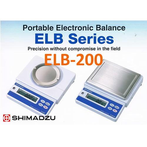 เครื่องชั่งน้ำหนัก-SHIMADZU-รุ่น-ELB