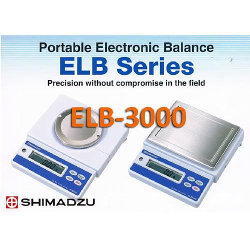 เครื่องชั่งน้ำหนัก-SHIMADZU-รุ่น-ELB-3000