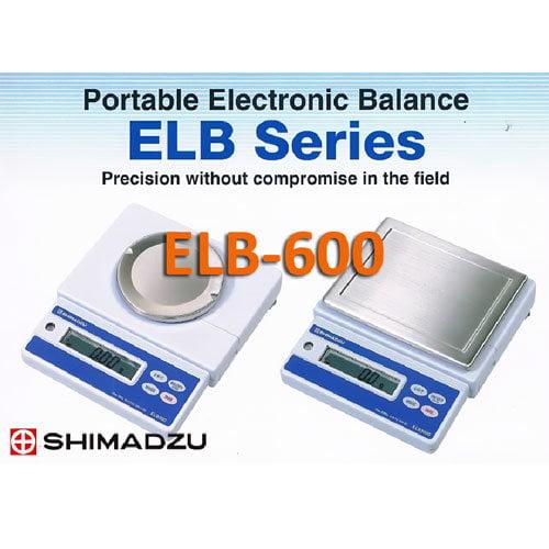 เครื่องชั่งน้ำหนัก-SHIMADZU-รุ่น-ELB-600