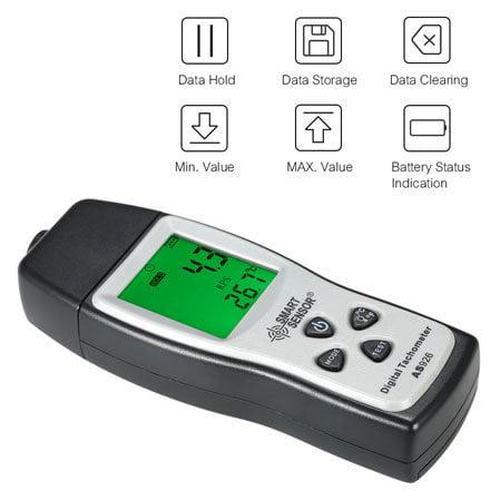 เครื่องวัดความเร็วรอบ-AS926-SmartSensor