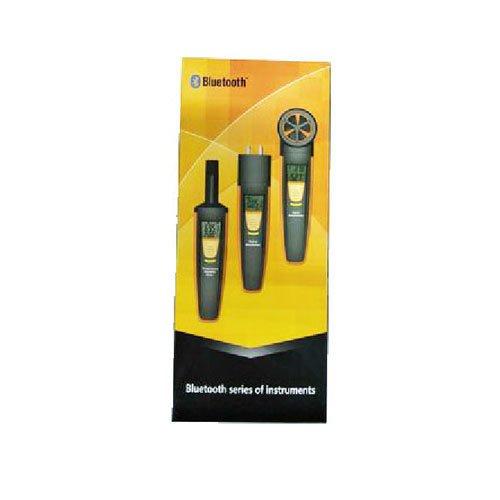 เครื่องวัดอุณหภูมิและความชื่น-Bluetooth-Temperature-Humidity-Meter-HT-801