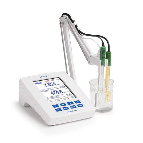 เครื่องวัดแบบตั้งโต๊ะ-Research-Grade-รุ่น-HI5522