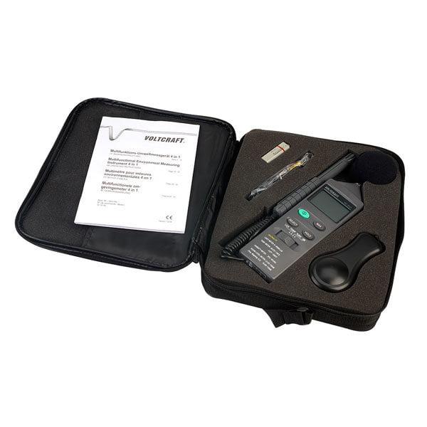 เครื่องวัดแสง-เสียง-ความชื้นและอุณหภูมิ-4-in-1-รุ่น-DT-8820