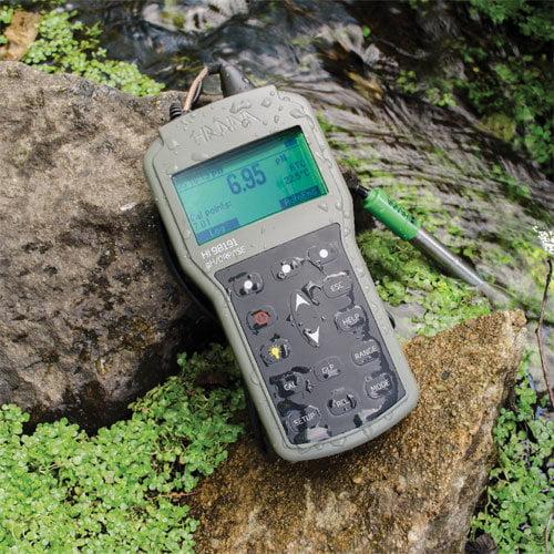 เครื่องวัด-pH-ORP-ISE-รุ่น-HI98191
