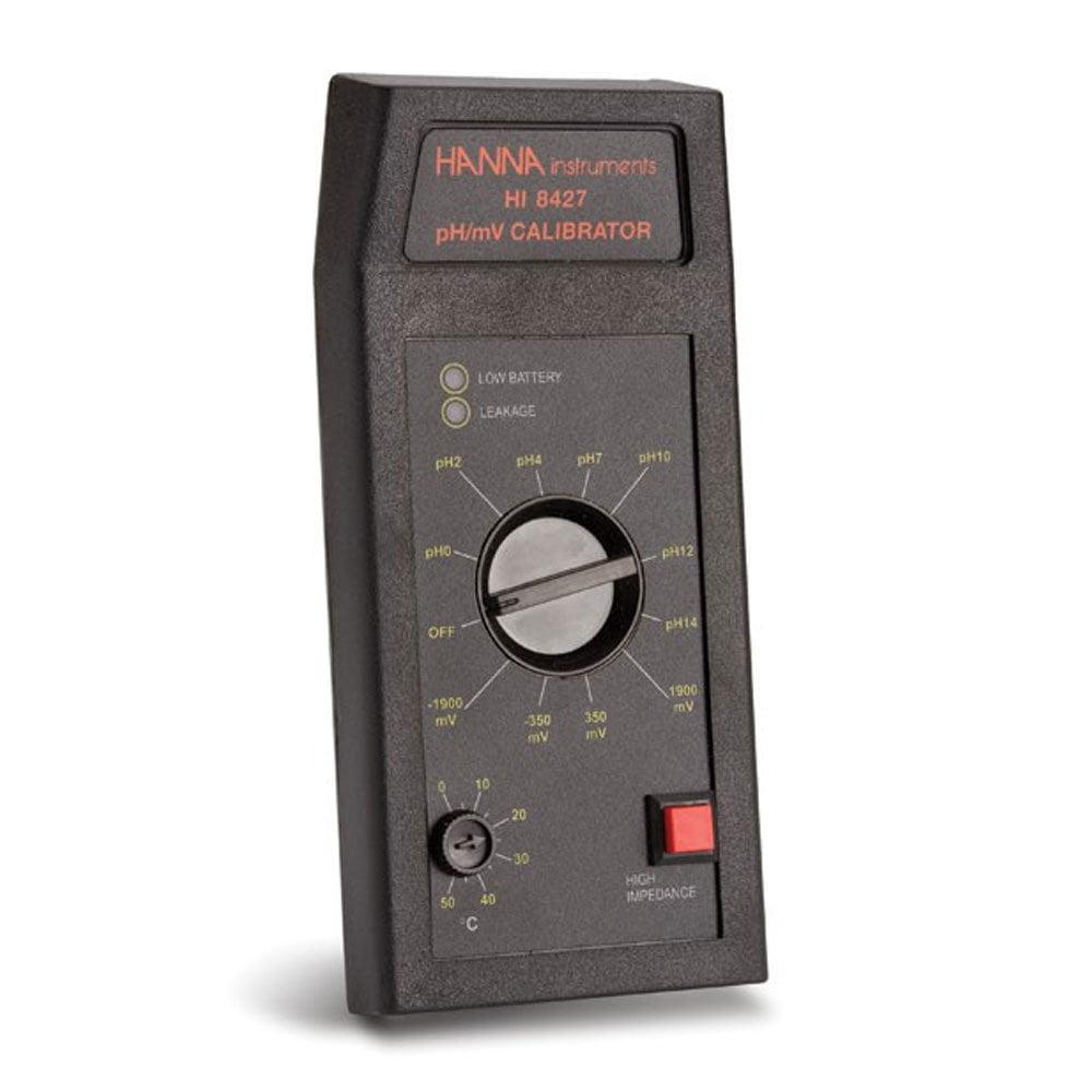 เครื่องวัด-pH-mV-Simulator-รุ่น-HI8427