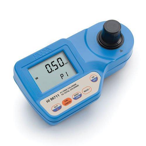 เครื่องวัดคลอรีน-Free-and-Total-Chlorine-รุ่น-HI96711