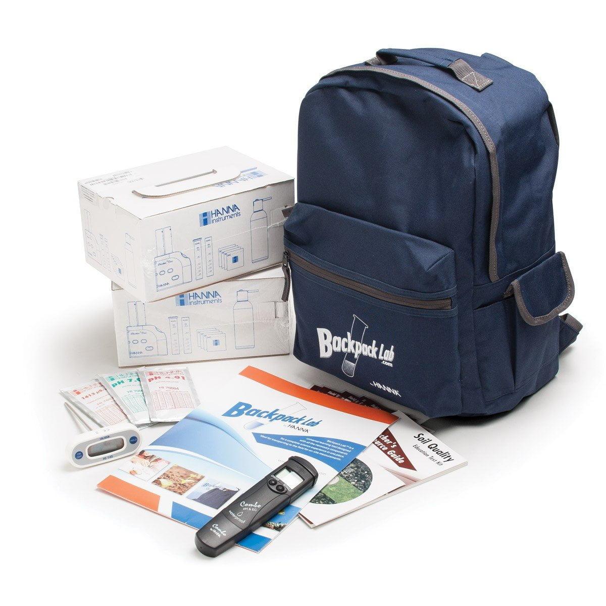 ชุด-Backpack-Soil-Quality-Test-Kit-รุ่น-HI3896BP