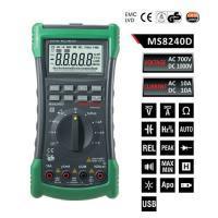 ดิจิตอลมัลติมิเตอร์-MS8240D