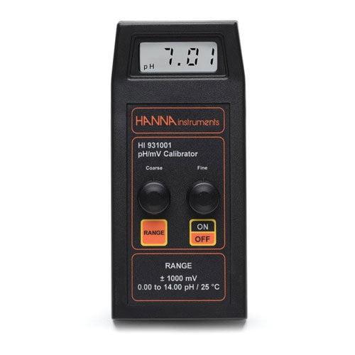 เครื่องปรับเทียบค่า-pH-mV-รุ่น-HI931001