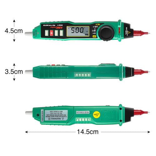 เครื่องมัลติมิเตอร์-MS8211
