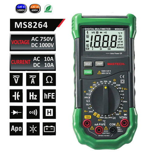 เครื่องมัลติมิเตอร์-MS8264