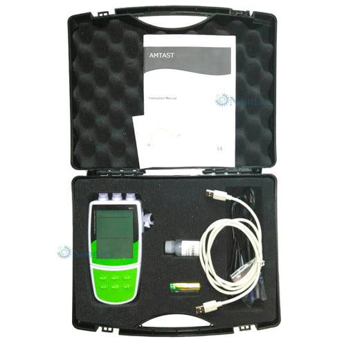 เครื่องวัดออกซิเจนในน้ำ-DO-Meter-รุ่น-DO-821
