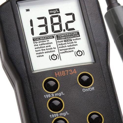 เครื่องวัด-TDS-Meter-รุ่น-HI8734