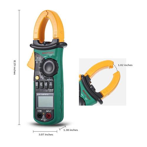 แคล้มมิเตอร์-Clamp-Meter-แบรนด์-Matech-รุ่น-MS2108A