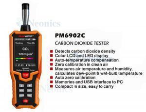 เครื่องวัดคาร์บอนไดออกไซด์-PM6902C