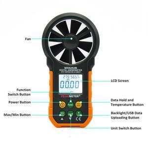 เครื่องวัดลม-Digital-Anemometer-PM6252B