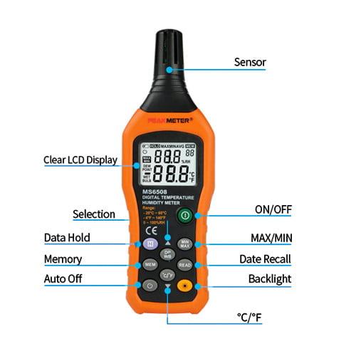 เครื่องวัดเสียง-PM6708