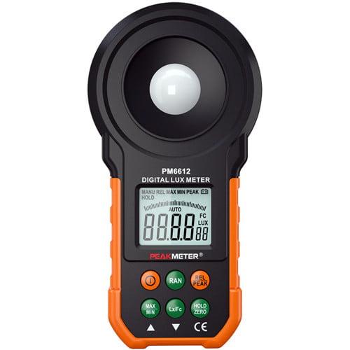 เครื่องวัดเเสง PM6612