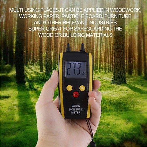 เครื่องวัดความชื้นไม้ HT610