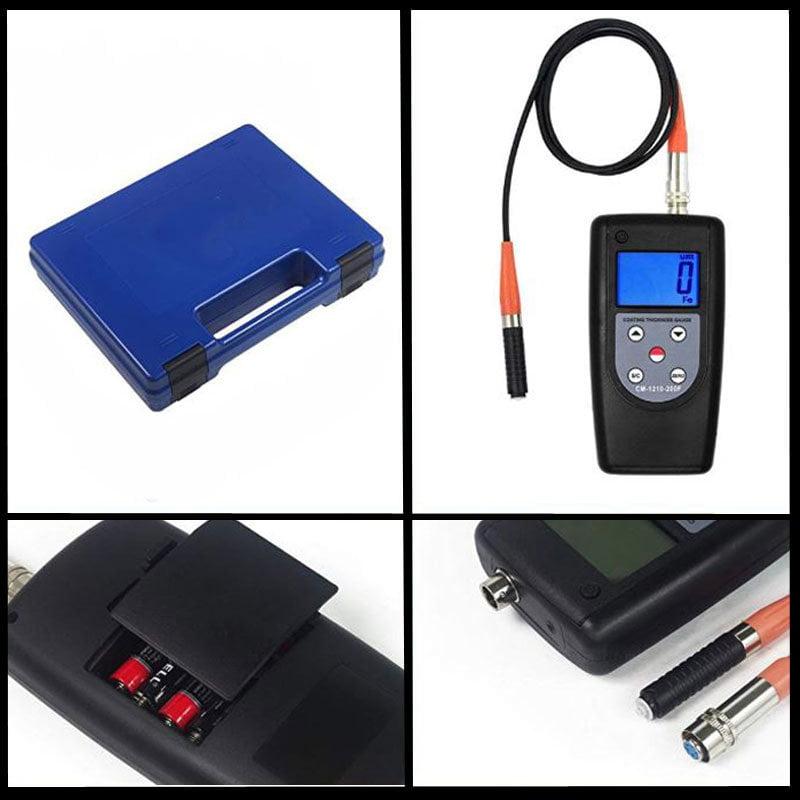เครื่องวัดความหนาฟิล์ม-สีและการเคลือบสำหรับงาน-Anodizing-รุ่น-CM-1210-200N