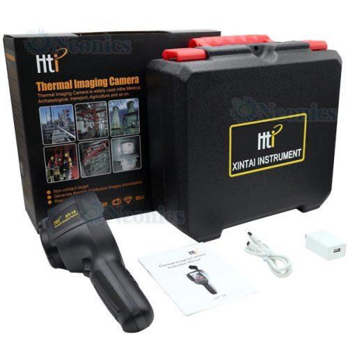 กล้องถ่ายภาพความร้อนรุ่น HT-19