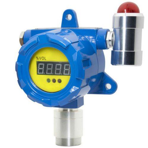 เครื่องวัดก๊าซคลอรีน Chlorine Cl2 แบบติดตั้งรุ่น BH-60 Series