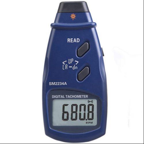 เครื่องวัดความเร็วรอบรุ่น SM2234A Non-contact Tachometer