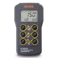 เครื่องวัดอุณหภูมิ Thermometer รุ่น HI93531R แบบ thermocouple Type-K