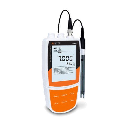 เครื่องวัด pH ORP EC TDS DO Salinity Resistivity และ ISE แบบ 8 IN 1 รุ่น 900P