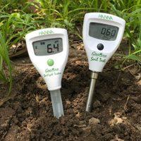 เครื่องวัด pH ดิน (Soil pH Meter) รุ่น HI981030