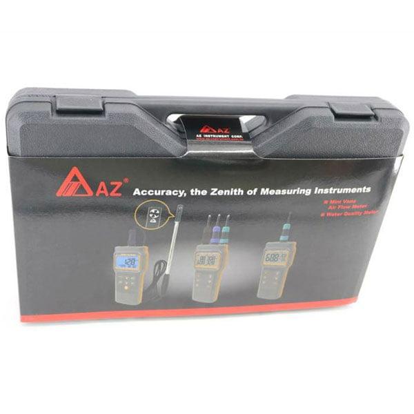 เครื่องวัด pH EC TDS Salinity DO Meter และอุณหภูมิ รุ่น AZ86031
