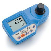 เครื่องวัดคุณภาพน้ำ 7 in 1 Bromine Chlorine Iodine pH Meter รุ่น HI96101C